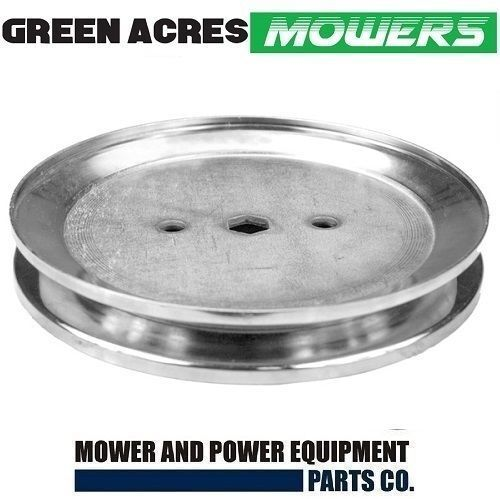Blade Spindle Pulley For Selected D  U0026 L Series John Deere Mowers Gx20367