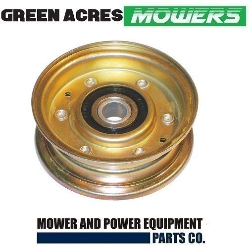 Greenfield Idler Pulley Belts: IDLER PULLEY FITS SELECTED GREENFIELD RIDE ON MOWERS GT1009