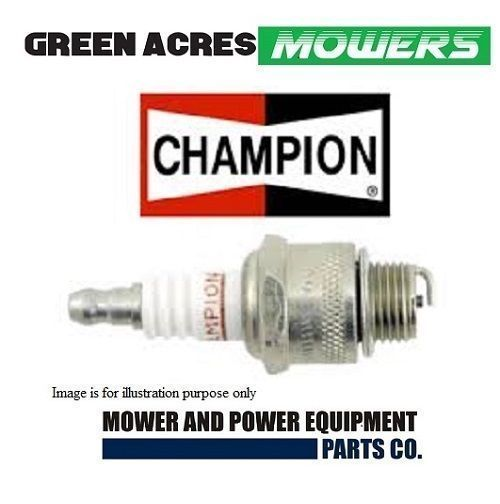 Lawn Mower Spark Plug Chamion Qj19lm For Briggs Amp Stratton