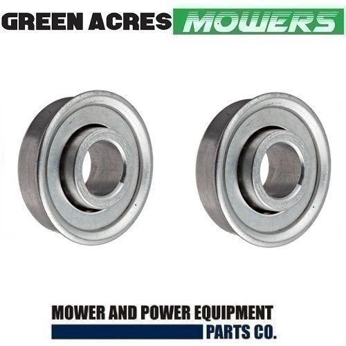 Lawn Mower Wheel Hubs : Wheel bearings for selected lawn mowers id od