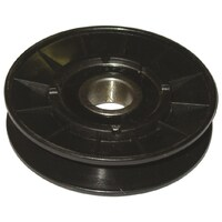 V IDLER PULLEY FITS SELECTED MURRAY RIDE ON MOWERS  690410, 690410MA