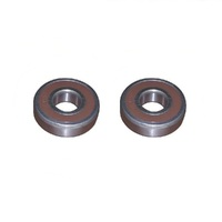 "2 X CUTTING CYLINDER BEARINGS FITS 17"" ROVER AND SCOTT BONNAR CYLINDER MOWERS"