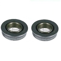 HEAVY DUTY SEALED FRONT WHEEL BEARINGS FOR GREENFIELD AND MTD RIDE ON MOWER