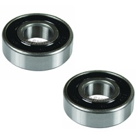 2 X GT0396 BEARINGS FOR GREENFIELD RIDE ON MOWERS