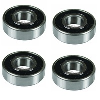 4 X SPINDLE BEARINGS FOR SELECTED TORO RIDE ON MOWERS 38-7820 , 100-1048