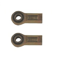2 X HEAVEY DUTY TIE ROD END FOR ROVER AND COX MOWERS AM337