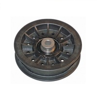 BLADE BELT FLAT IDLER PULLEY FITS SELECTED MTD CUB CADET RIDE ON MOWERS 756-0627