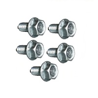 5 X SPINDLE MOUNTING BOLTS SELECTED MURRAY ROVER VIKING RIDE ON MOWERS  0025X7MA