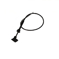 "CHOKE CABLE 26"" FITS SELECTED MTD RIDE ON MOWERS 746-0616"
