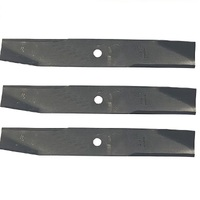 "1 SET OF 50"" BLADES FITS SELECTED DIXON RIDE ON MOWERS 13948   9444"
