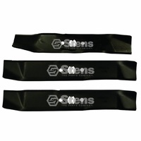 46 INCH  MTD RIDE ON MOWER BLADES TO FIT SELECTED  MTD CUB CADET TORO TROY BILT