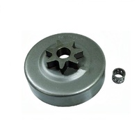 CHAINSAW CLUTCH SPROCKET DRUM FOR SELECTED PARTNER CHAINSAWS