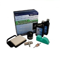 RIDE ON MOWER SERVICE KIT FOR KOLHER COURAGE 15 TO 20 HP SINGLE CYLINDER MOTORS