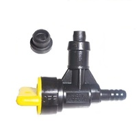 FUEL TAP & GROMMET FOR SELECTED COX RIDE ON MOWER AM293  AM294