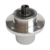 BLADE SPINDLE FITS SELECTED HUSTLER RIDE ON MOWERS   783506