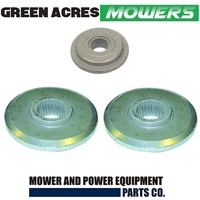 2 x BLADE ADAPTER FOR MURRAY RIDE ON MOWER 690411