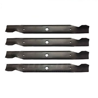 "2 SETS OF 36"" BLADES FOR HUSQVARNA RIDE ON MOWERS  LT125 , LT130 , LT30 , LTH153"