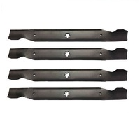 "2  SETS OF 42"" BLADES FOR HUSQVARNA , CRAFTSMAN MOWERS 532 13 84-98 532 13 88-71"