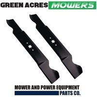 "RIDE ON MOWER BLADES 42"" TO FIT MTD & CUB CADET 942-0647 , 742-04126"