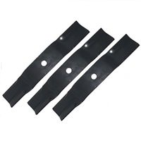 "RIDE ON MOWER BLADES FITS SELECTED 44"" CUT CUB CADET MOWERS     759 8312"