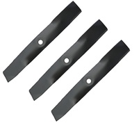 BLADE SET FITS SELECTED 48 INCH JOHN DEERE RIDE ON MOWER  M145476 , M127500