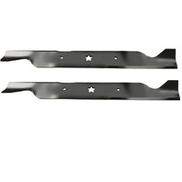 46 INCH BLADES FOR HUSQVARNA & CRAFTSMAN MOWERS  532 40 53 80