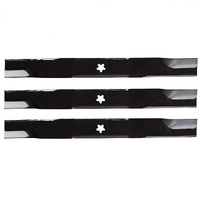 "BLADES FOR 48"" CUT HUSQVARNA  YTH2648TDF , EZ4824 RIDE ON MOWER"