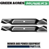 "RIDE ON MOWER BLADES 46"" TO FIT SELECTED MTD & CRAFTSMAN MOWER  742-04290S"