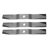 RIDE ON MOWER BLADE SET FITS 60 INCH KUBOTA FITS SELECTED RCK60 DECK MODELS