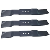MULCHING BLADES FOR 61 INCH FOR HUSQVARNA ZTR MOWERS 544 17 58-01, 544 17 58-10