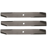 "1 SET OF 50"" BLADES FITS SELECTED DION RIDE ON MOWERS 539126276  539129741"