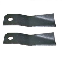 BLADES FOR 30 AND 36 INCH CUT WESTWOOD RIDE ON MOWER
