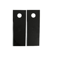 DEUTSCHER SLASHER AND RIDE ON MOWER BLADES