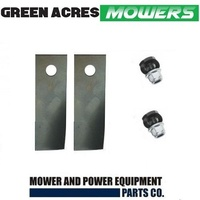 "LAWN MOWER 18"" BLADE KIT FOR MASPORT MOWER 430 , 435 , 635 , 640  529578"
