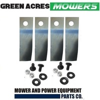 LAWNMOWER BLADE KIT FOR GMC LAWN MOWERS