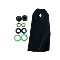 "19"" LAWN MOWER BLADES FOR FLYMO WEEDEATER & HUSQVARNA MOWERS  288151 , 288158"