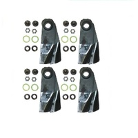 8 X BLADES & BOLTS FOR 19  INCH VICTA MOWERS FROM 2010 CA09470S