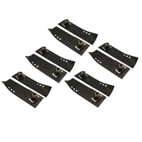 5 X BLADE KITS FOR SELECTED ROVER PRO CUT 560 MOWERS 742-04413 10 BLADES & BOLTS