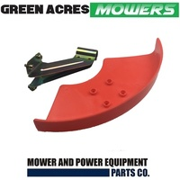 TRIMMER / WHIPPER SNIPPER GUARD FOR BENT SHAFT TRIMMERS