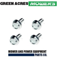 4 X COWLING BOLTS TO FIT MOST HONDA MOTORS  90013 883 000