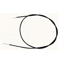 LAWN MOWER THROTTLE CONTROL CABLE FITS OUR BLACK CONTROLS & RED / BLACK CONTROLS