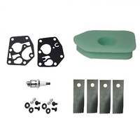 ROVER LAWNMOWER SERVICE KIT FOR SELECTED BRIGGS AND STRATTON MOTORS