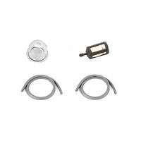 FUEL LINE KIT FITS SELECTED  RYOBI , HOMELITE TRIMMERS WITH BOTTOM MOUNTED TANK
