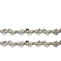 "2 X CHAINSAW CHAIN 21"" FITS ECHO 71 404 063 SEMI CHISEL"
