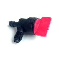 "FUEL SHUTOFF VALVE TAP 1/4"" FOR BRIGGS AND STRATTON LAWN MOWERS 698182"