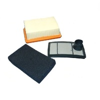 AIR FILTER KIT FITS STIHL TS400   INCLUDES AIR , PRE AND INNER FILTERS