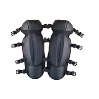 WHIPPER SNIPPER TRIMMER BRUSHCUTTER SHIN PADS / KNEE GUARDS