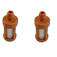 2 x FUEL FILTER FITS STIHL CHAINSAWS 045  051  056   070  075  090 1115 358 7700