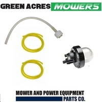 FUEL PRIMER BULB , FUEL FILTER AND FUEL LINE KIT FOR RYOBI LINE TRIMMERS