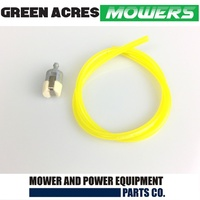 FUEL FILTER &  TYGON FUEL LINE FOR HONDA & STIHL  BRUSH CUTTERS TRIMMERS BLOWERS